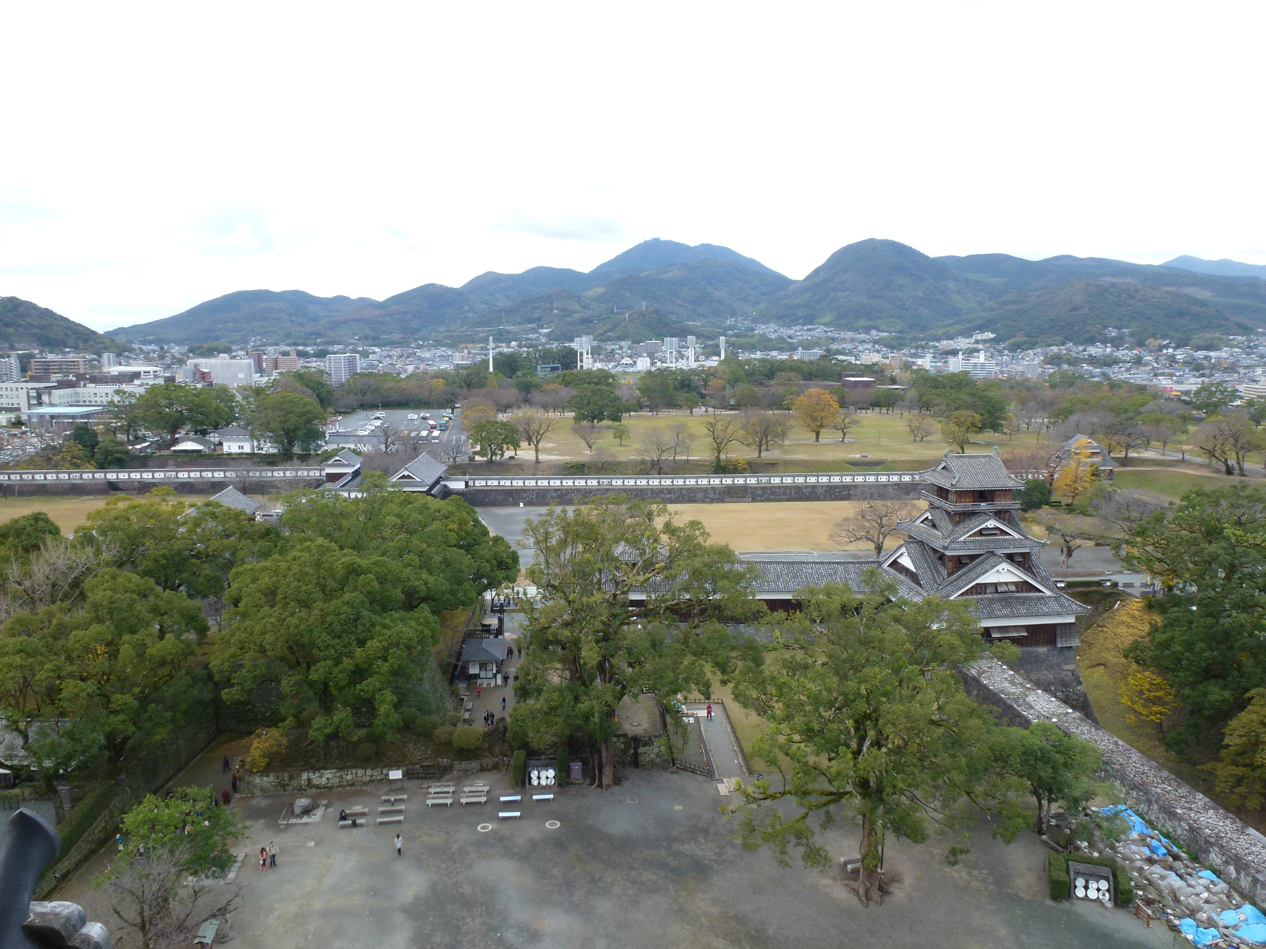 kumamoto part 1- that gigantic castle | perihele