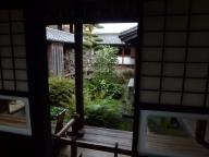 Full of small inner courtyard gardens